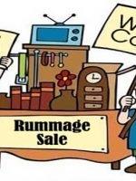 VWC Rummage Sale